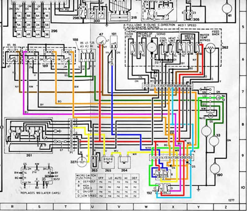 wiringdiagram repairing the a c control switch hvac wiring diagram at crackthecode.co